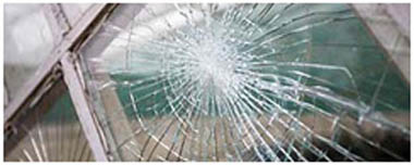 Long Eaton Smashed Glass